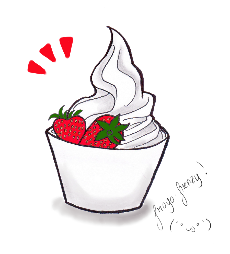 Obligatory Froyo Pic by froyo-frenzy on DeviantArt