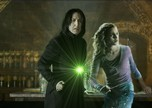 Severus Snape and Hermione Sna by HP-Fanynka