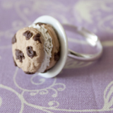 Miniature Cookie Ring by YourSweetTreat