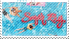 Sugar Ray Stamp by WarriorPikachuStar