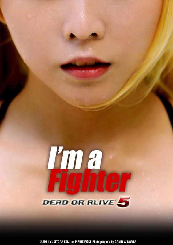 I'm A Fighter [Marie Rose] by YuukiKuranPrincess