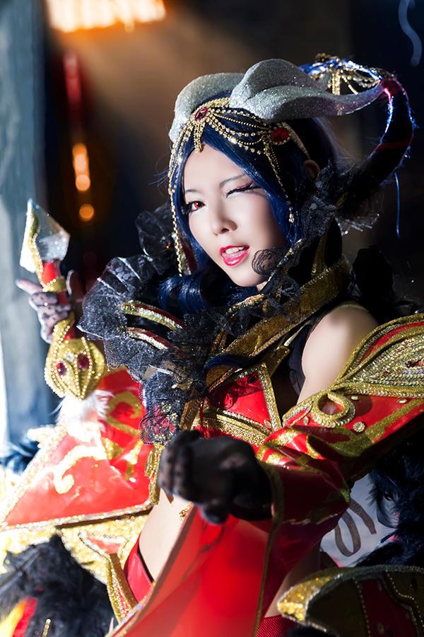 Akasha the Queen of Pain I by YuukiKuranPrincess