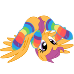 Scootaloo Socks by Seven-Fates