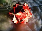 Origami  Kusudama Tutorial