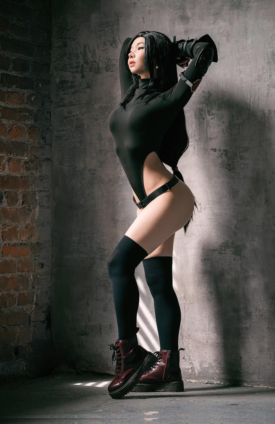 Tifa Lockhart from Final Fantasy