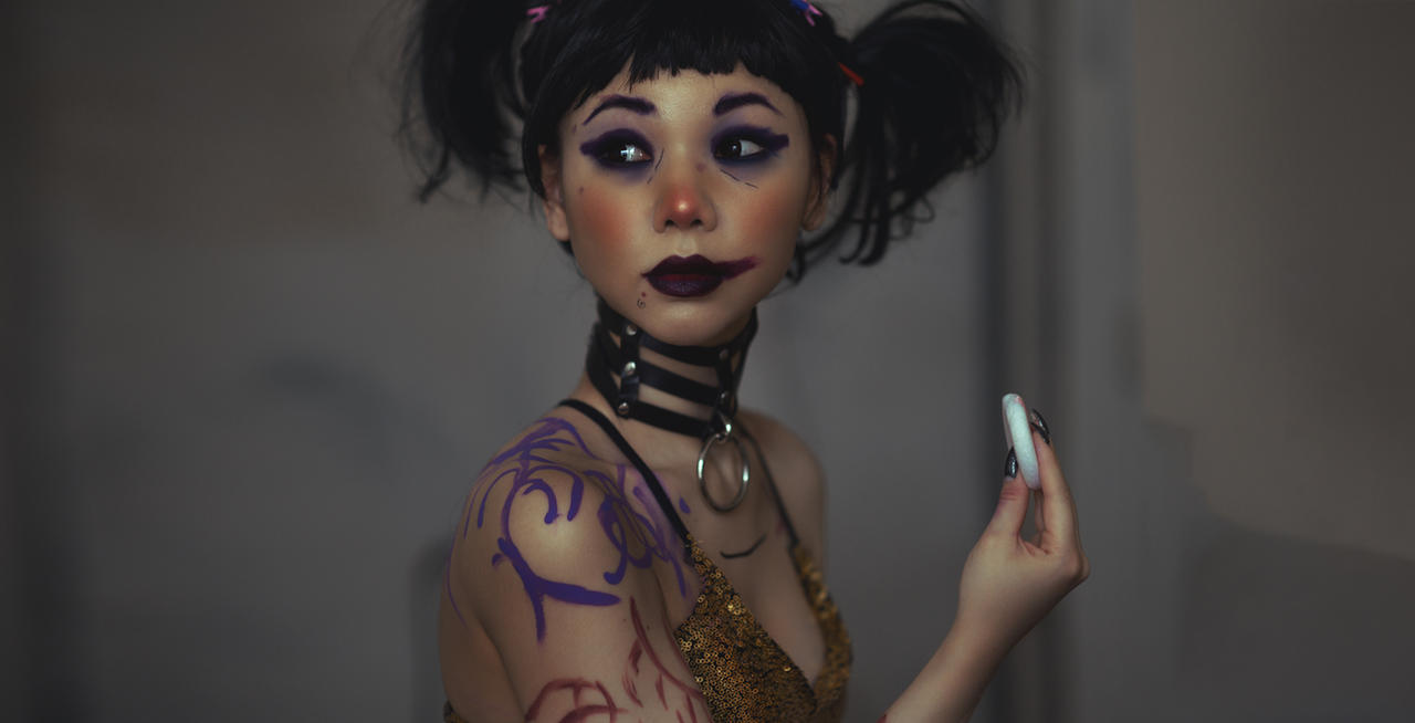 the GIRL from the WITNESS (Love Death and robots)