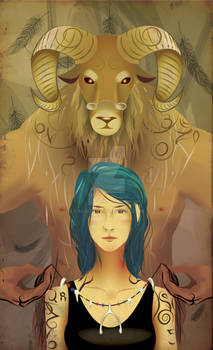 Karou and Brimstone