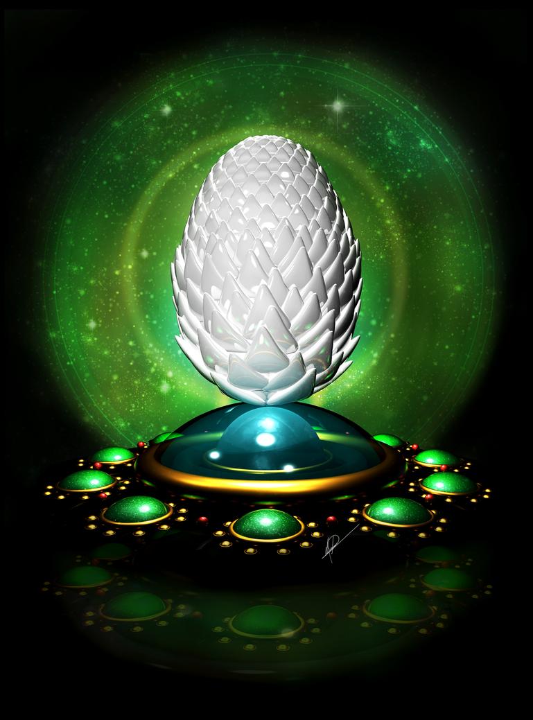 Magic Pineal by MPalacios