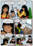 Verse-25 ( the last picture Gear had done ) by MemorialComics