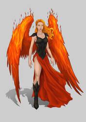 Phoenix (the Flame-winged angel)