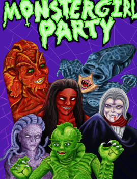 Monster Girl Party (Finished)