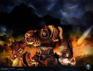 The Horsemen   War