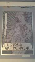the World Art Nouveau cover