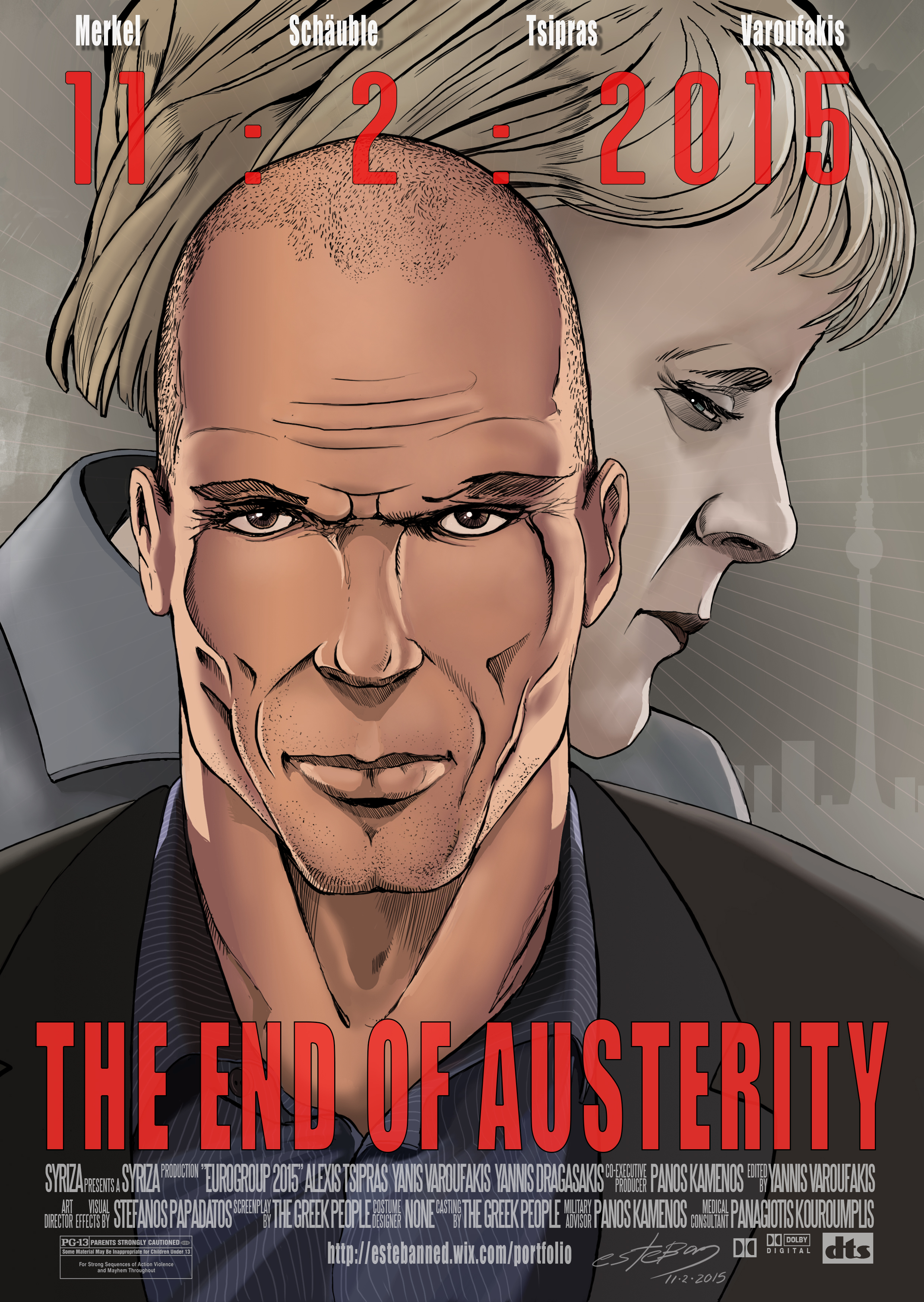 The End of Austerity