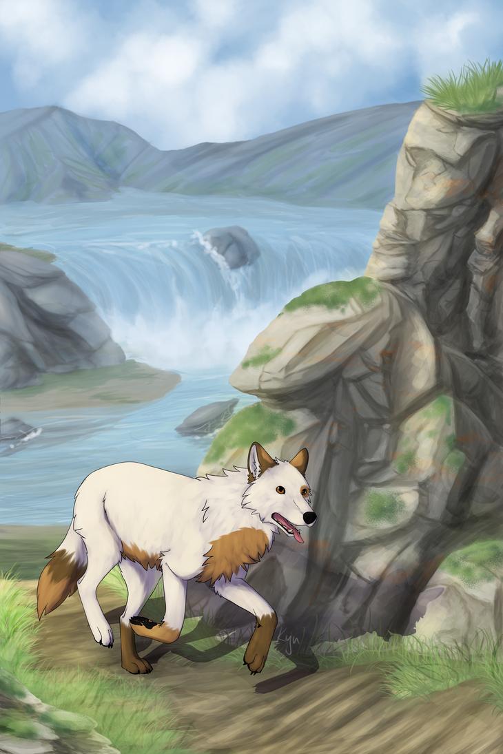 Through the wilderness by Kyulein93