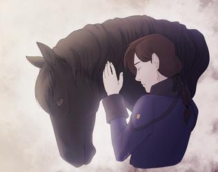 Good Bye Old Friend by SophiePf