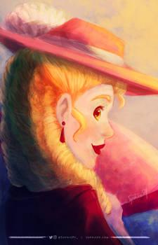 Vivianne Portrait