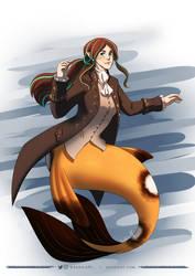 Mermaid's New Coat