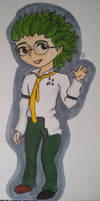 Chibi Dr Oobleck