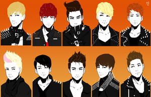 SUJU DONE! by Angrypanda-Gin