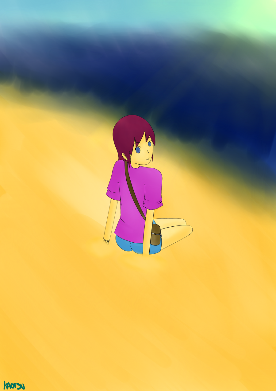 Beach by Kaotsu