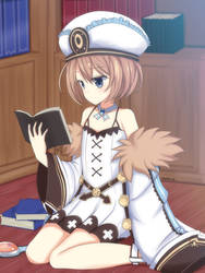 Blanc Staying at Home