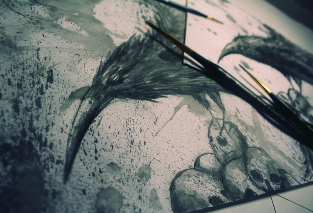 ink_birds by bbwy