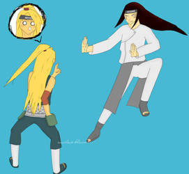 SS Neji vs Deidara by maiks-heart
