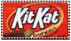 Kit-Kat Stamp by Stampsh
