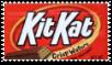 Kit-Kat Stamp by Stampsh