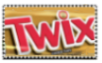 Twix Stamp by Stampsh