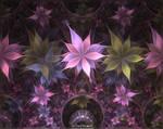 Floral Mobius