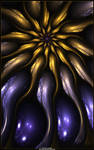 Sun flower by SaTaNiA
