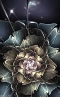 Chiara's Flowers by SaTaNiA
