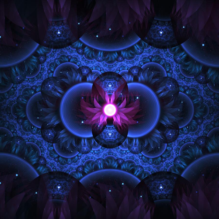 A jewel in a star field by SaTaNiA
