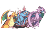 Commission: Dragon Force