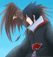 Hawk by Komiya-chan