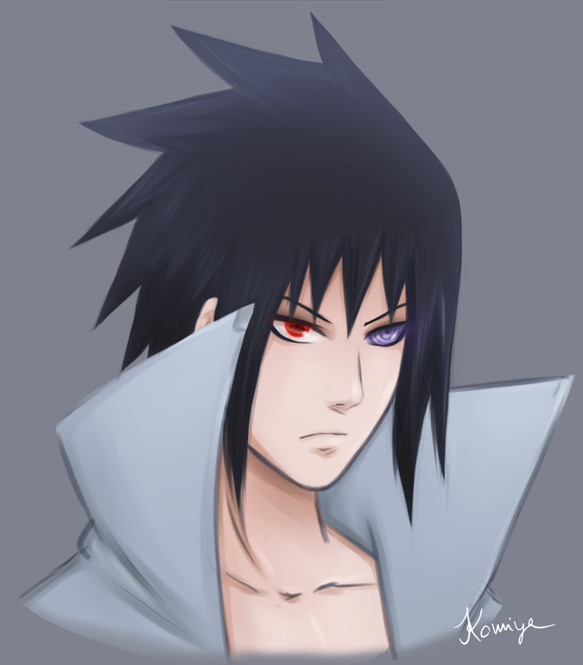 [Sasuke] by Komiya-chan