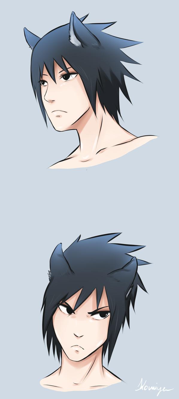 Neko Sasuke by Komiya-chan