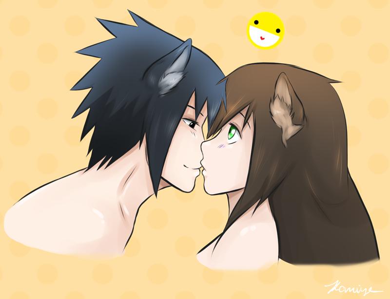 Neko love by Komiya-chan
