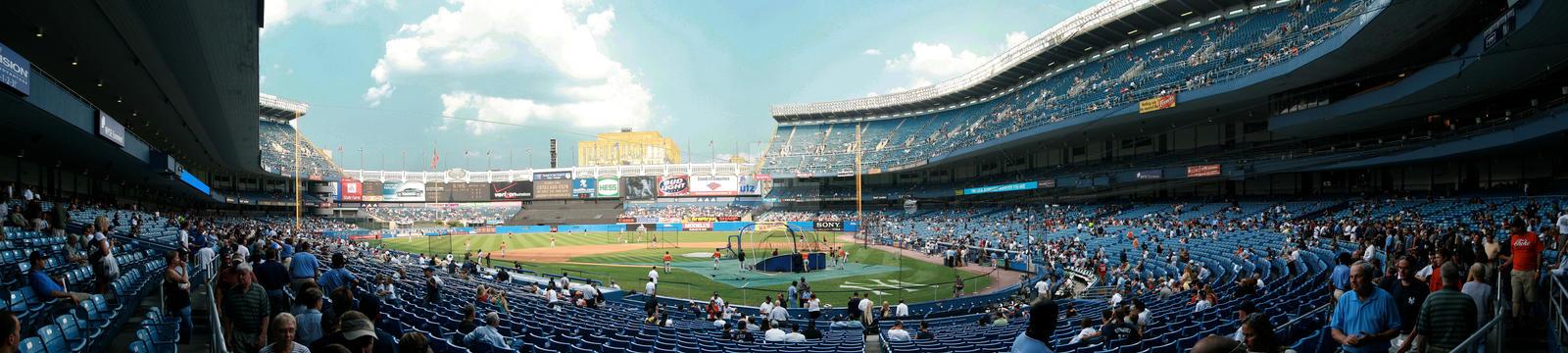 Ye Olde Yankee Stadium by Diamonddaveny