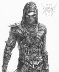 Master thief Garrett by KoshaKN7