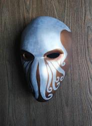 Chtulhu cultist mask by KoshaKN7