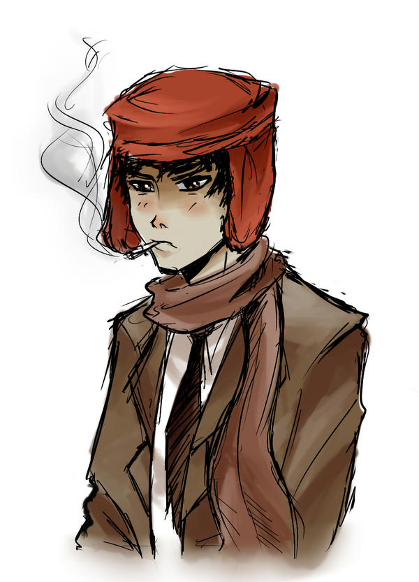 Holden Caulfield By Risaaa On Deviantart