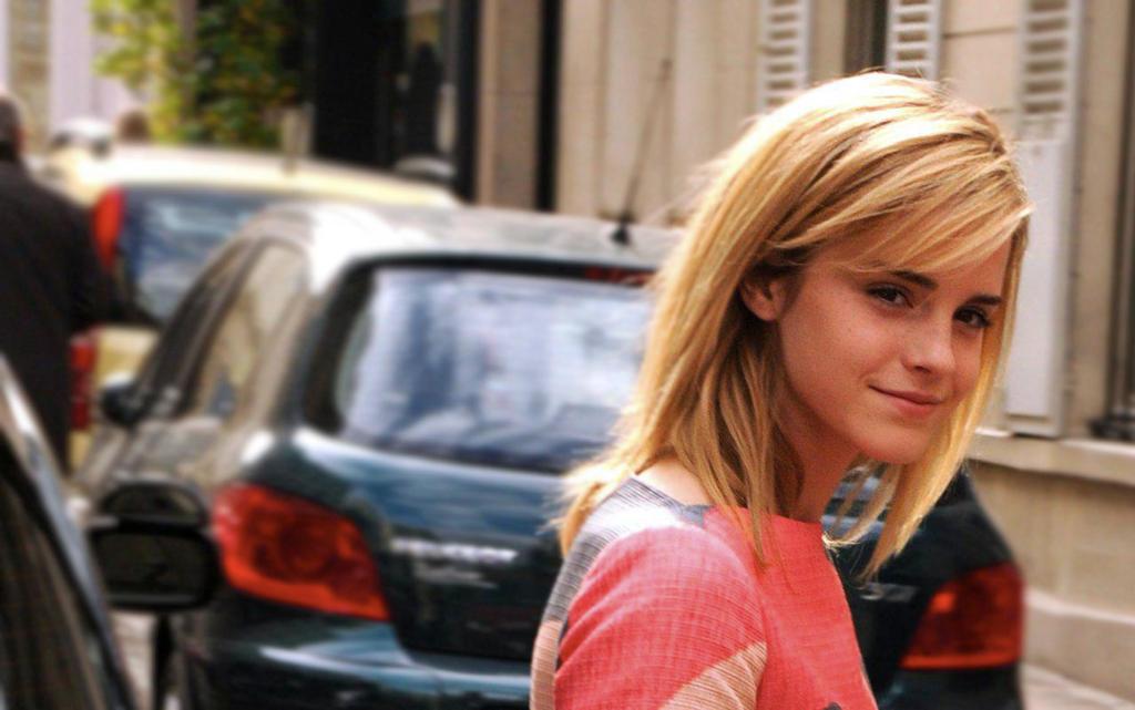 Emma Watson 1 by Jiexica