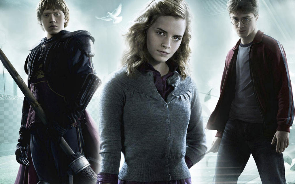 Harry Potter 6 - hermione by Jiexica on DeviantArt