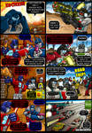 Transformers: Vacation Prt1