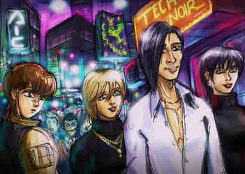 Priss - random by botmaster2005