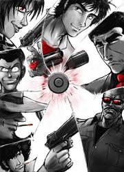 Smokin Animes by botmaster2005