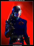 Cobra Commander Movie Poster
